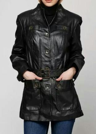 Куртка, натуральная кожа  anna lorens1