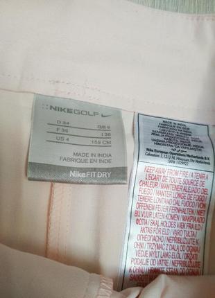 Фирменная спортивная юбка nike golf, размер 347