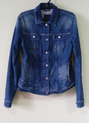 Salsa куртка джинсовая 100% оригинал xl