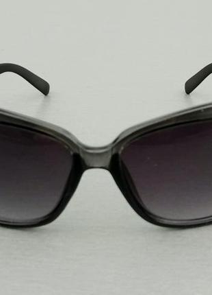 Chanel очки женские солнцезащитные в серой прозрачной оправе2