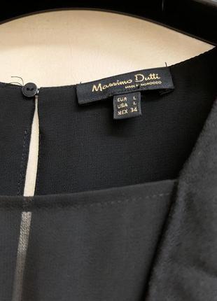Блуза massimo dutti2