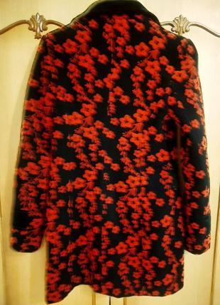 Пальто драповое осень-весна2