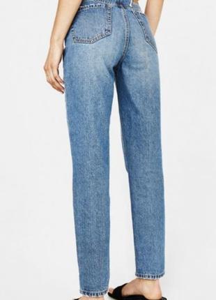 Нереально крутые джинсы мом от bershka2