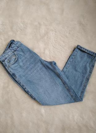 Нереально крутые джинсы мом от bershka3