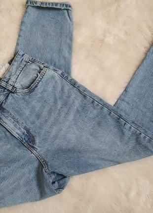 Нереально крутые джинсы мом от bershka5