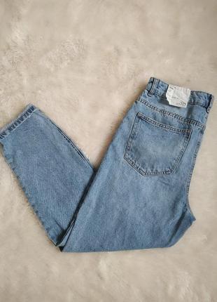 Нереально крутые джинсы мом от bershka6