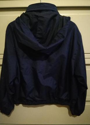 Ветровка лёгкая куртка3