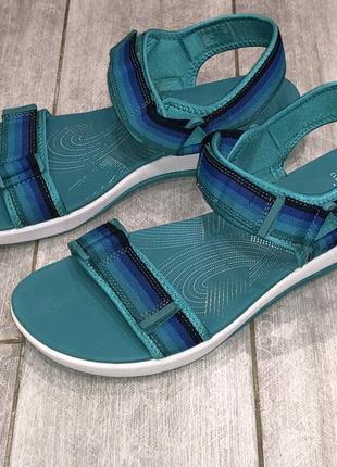 Оригинальные босоножки (сандалии, обувь) cloudsteppers by clarks1