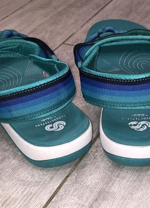 Оригинальные босоножки (сандалии, обувь) cloudsteppers by clarks4