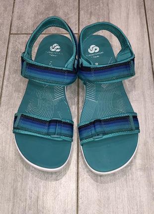 Оригинальные босоножки (сандалии, обувь) cloudsteppers by clarks5
