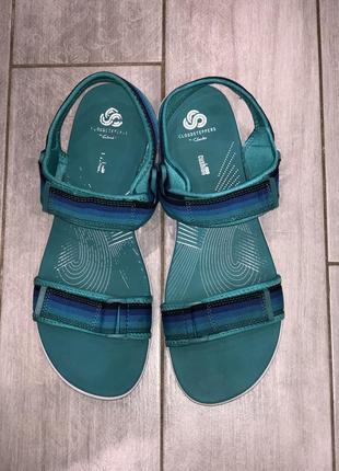 Оригинальные босоножки (сандалии, обувь) cloudsteppers by clarks6
