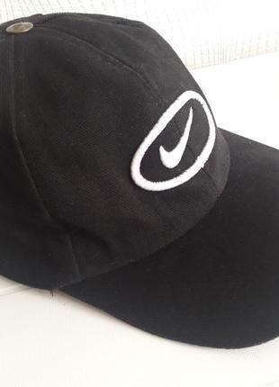 Nike кепка бейсболка мужская чёрного цвета