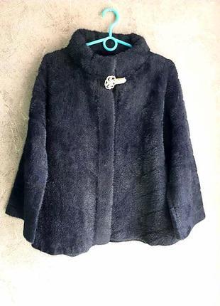 Нереально крутая куртка шубка1