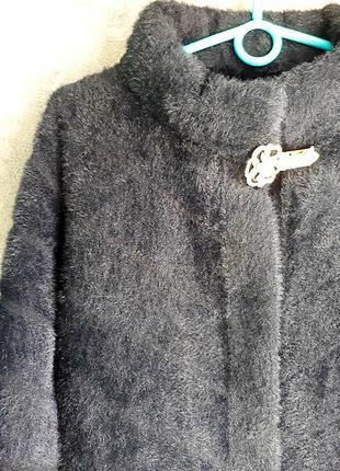 Нереально крутая куртка шубка3