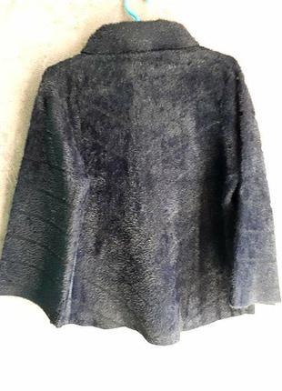 Нереально крутая куртка шубка4