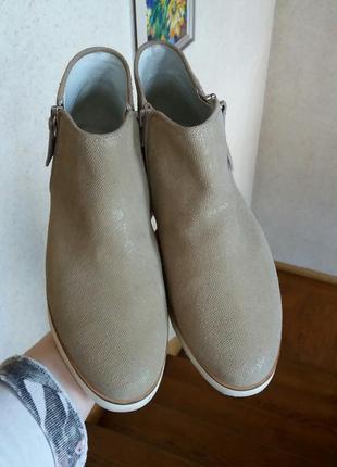 Р.39 stella (оригинал) деми ботинки. текстиль.3