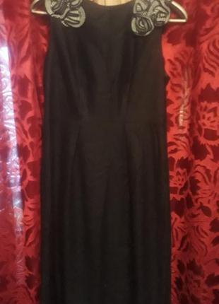 Платье кашемировое  eleni viare3