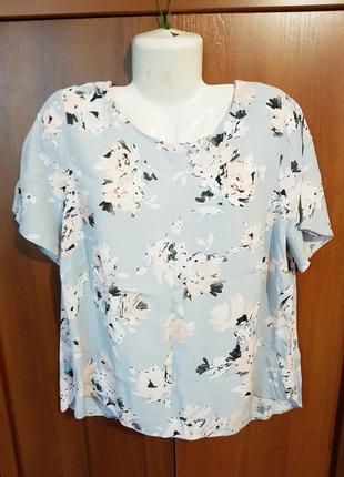 Элегантная блузка размера 56-58