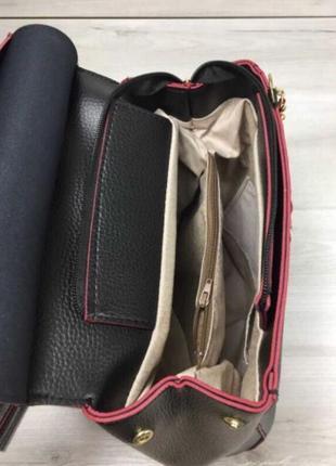 Вместительный сумка рюкзак3
