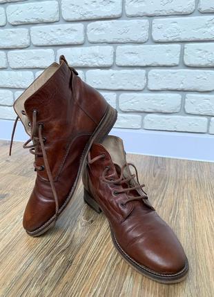 Ботинки san marina кожа1