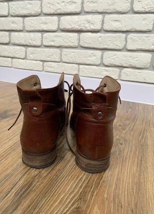 Ботинки san marina кожа2