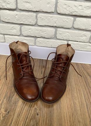 Ботинки san marina кожа4