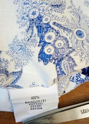 Хлопковая легкая блуза от janet&joyce, 24 размер5