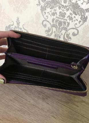 Кожаный кошелёк paul costelloe3