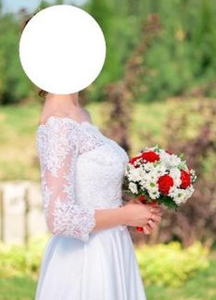 Свадебное платье1