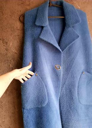 Шикарная жилетка шубка new fashion2