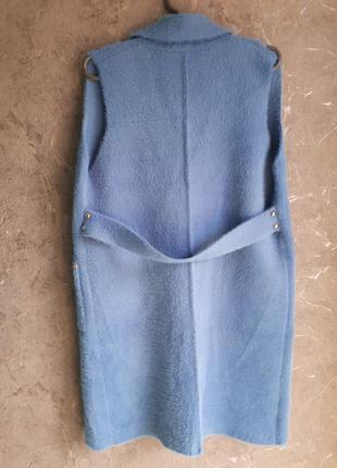 Шикарная жилетка шубка new fashion5