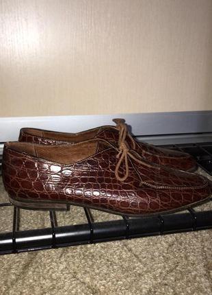 Туфли кожа1