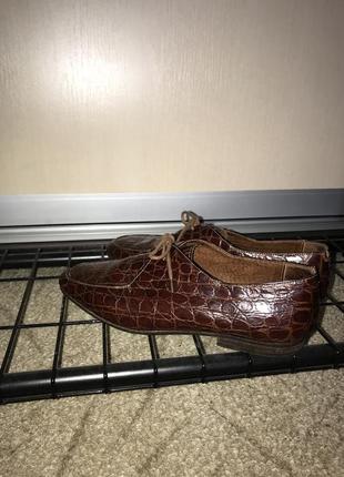 Туфли кожа3