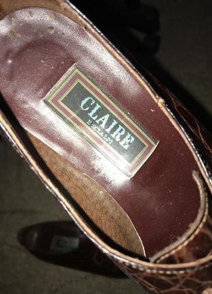 Туфли кожа4