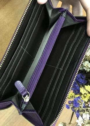 Кожаный кошелёк paul costelloe8