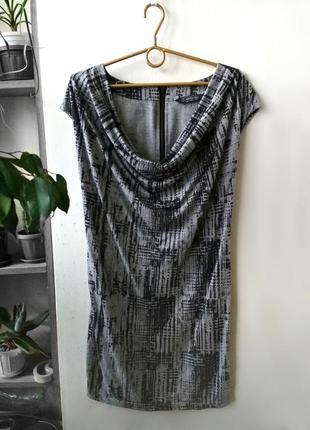 Платье glassons с замком на спине