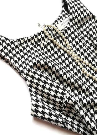 Плаття в гусячу лапку dorothy perkins5