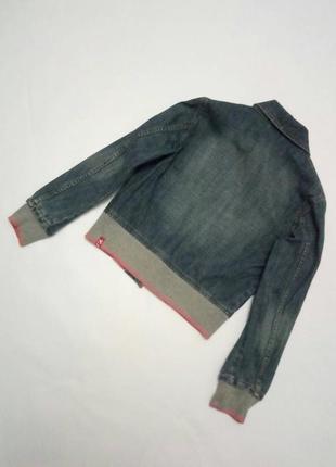 🌿джинсовый пиджак куртка от yes miss2