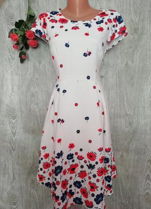 Красивое и нарядное платье1