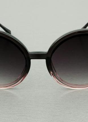 Dolce & gabbana очки женские солнцезащитные круглые3 фото