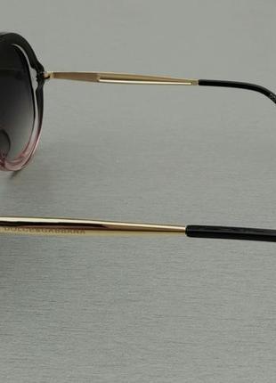 Dolce & gabbana очки женские солнцезащитные круглые5 фото