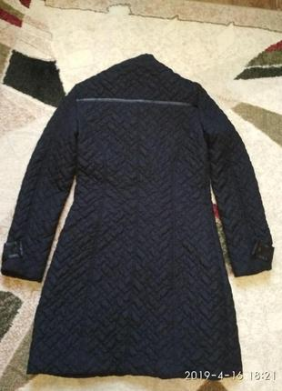 Куртка удлинённая (полу-пальто) wallis3