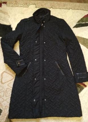 Куртка удлинённая (полу-пальто) wallis2