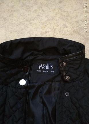 Куртка удлинённая (полу-пальто) wallis8