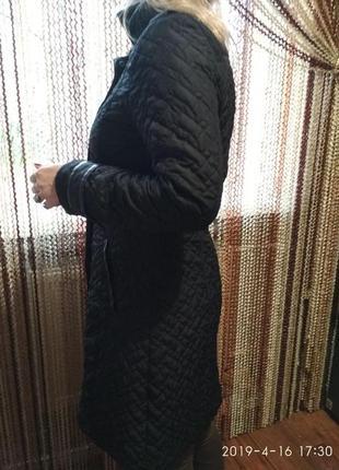 Куртка удлинённая (полу-пальто) wallis6