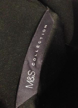Классическая узкая юбка в полоску marks&spencer!2