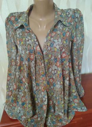 Брендовая блуза1