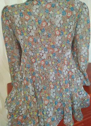 Брендовая блуза2