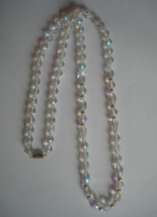 Бусы/ожерелье/подвеска винтаж2