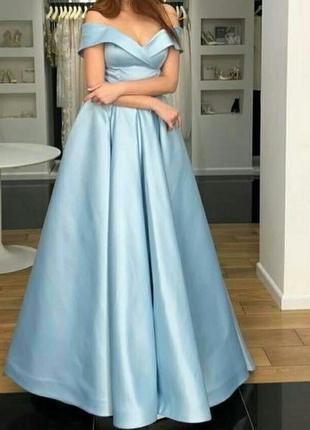 Вечернее, выпускное платье1